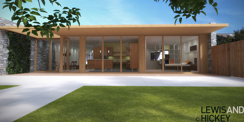 Lewis and Hickey image of Concept Home